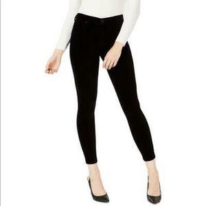 Hudson Jeans Jeans - Hudson Barbara Velvet Skinny Jeans high rise